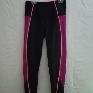 VSX Sport Knock Out Capri Active Pants